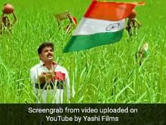 पवन सिंह ने खेतों में लहराया तिरंगा, YouTube पर ये देशभक्ति गाना हुआ सुपरहिट... देखें Video