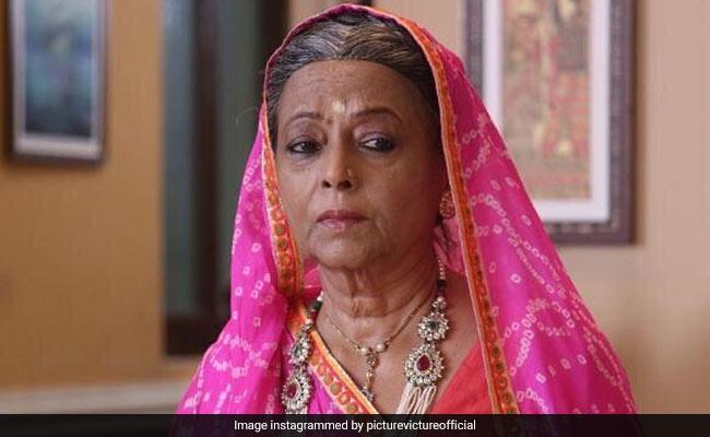अभिनेत्री रीता भादुड़ी का 62 वर्ष की उम्र में निधन, 'निमकी मुखिया' में निभा रही थीं दादी का किरदार