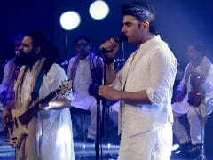 'Fawad Khan, Too Good.' The Internet Absolutely Loves His Song <I>Satrangi</i> From <I>Pepsi Battle Of The Bands</i>
