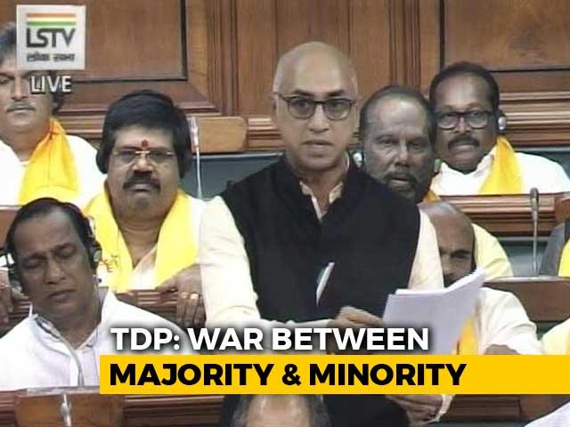 Video : Jayadev Galla Trends. Meet The TDP Lawmaker Who Opened No-Trust Debate