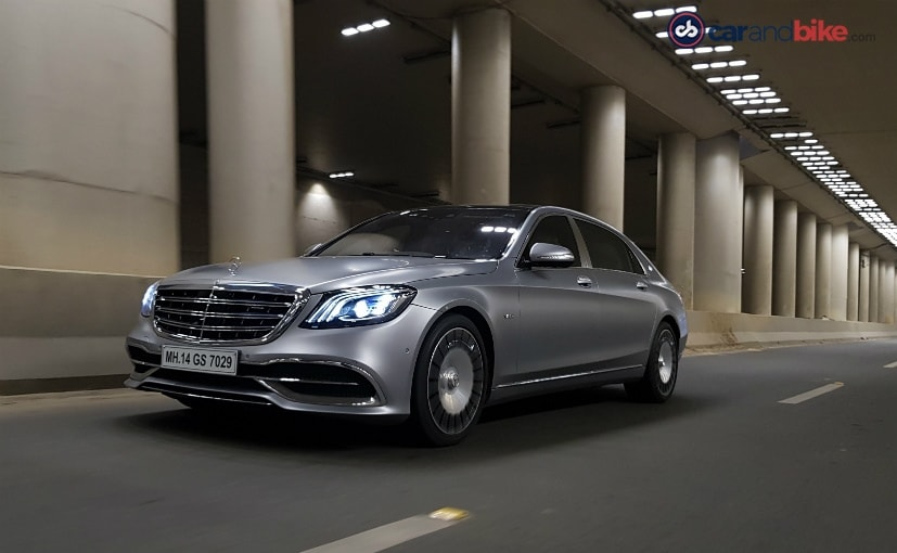 The Mercedes-Maybach S 650 is meant to take on the likes of the Bentley Mulsanne and Rolls-Royce Ghost