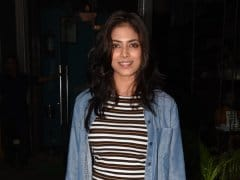 Malavika Mohanan Shows Us How To Get Stripes Right - Effortlessly