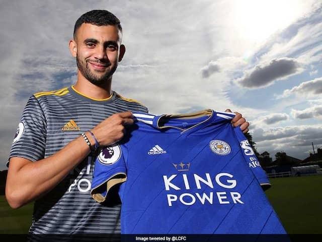 English Premier League: Leicester City Sign Rachid Ghezzal From Monaco