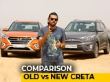 Video: Old Creta VS New Creta: Top 5 Cool Changes On Hyundai's New SUV