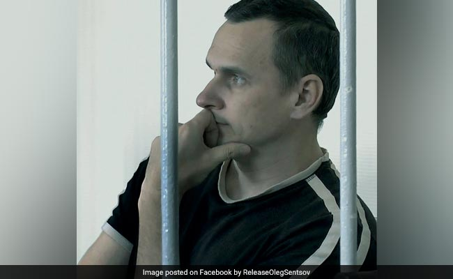 Jailed Ukranian Filmmaker Ready To Starve Till Death In Russia During World Cup