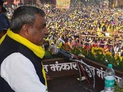 "UP Minister ""Curses"" Those Attending Rallies Of Rivals With Jaundice"