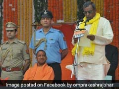 """With """"Thief"""" Remark Of State Chief, BJP Irks Ally in Uttar Pradesh"""