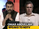 Video : Congress-NC-PDP Alliance Wasn't An Open-Ended Offer: Omar Abdullah To NDTV