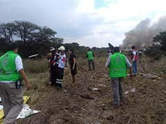About 85 Injured In Aeromexico Plane Crash, No Fatalities: Officials