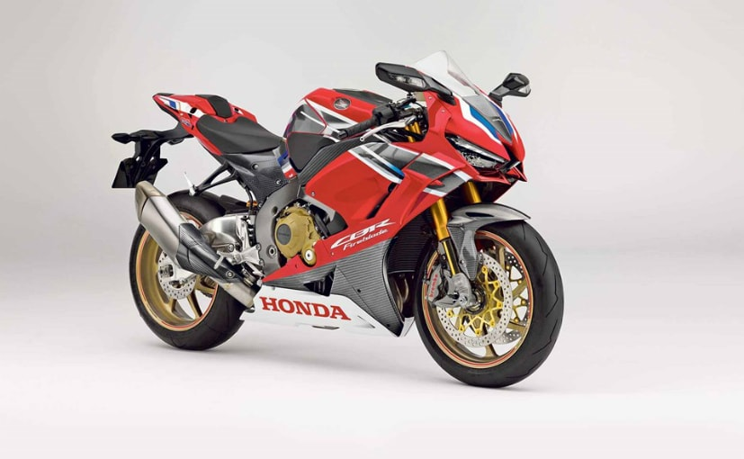 2019 Honda Cbr1000r Fireblade To Get More Power Ndtv