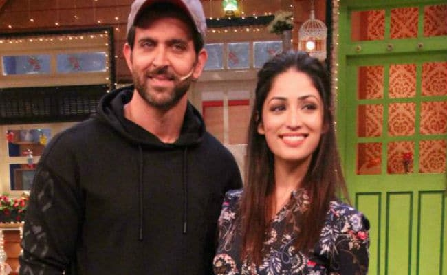 The 'Life Changing Lesson' Hrithik Roshan Taught Kaabil Co-Star Yami Gautam
