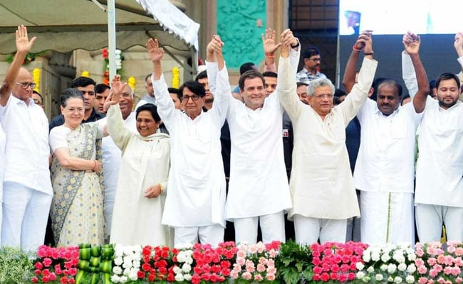 In High-Stakes Bypolls, Key Test For Opposition Unity In UP: 10 Facts