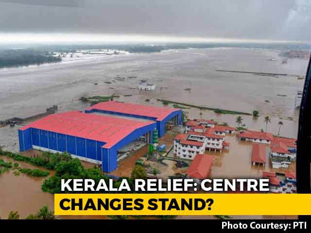 Video: India Takes 'Domestic Efforts' Route As Nations Line Up To Help Kerala