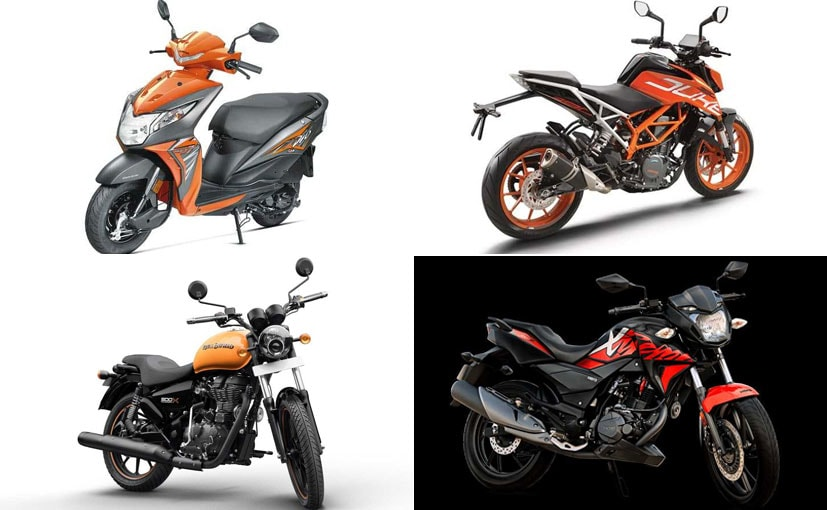 orange bikes india