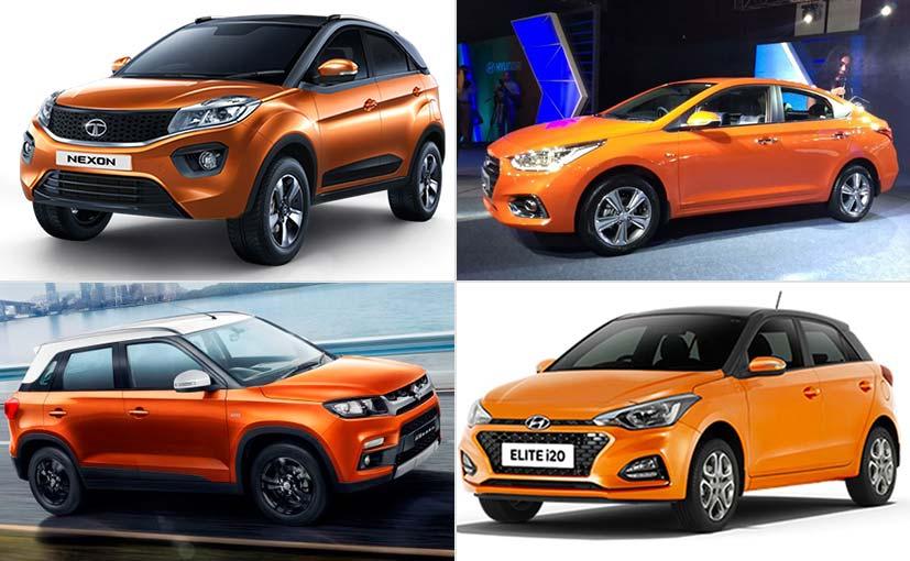 orange cars india