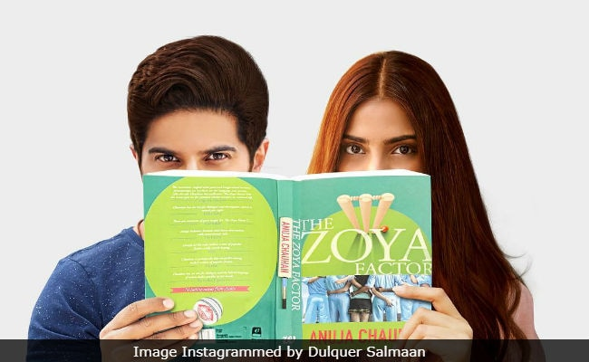 Sonam Kapoor Starts Filming The Zoya Factor, Dad Anil Kapoor Wishes Her Luck