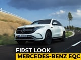 Video : Mercedes-Benz EQC First Look