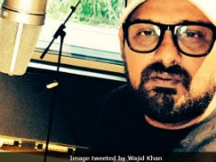 Wajid Khan Of Music Composer Duo Sajid-Wajid Dies At 42