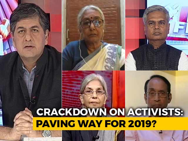 Video : 'Urban Naxal': Bogey or Real Threat?