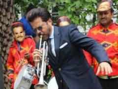 <i>Fanney Khan</i>: Shammi Kapoor's <i>Badan Pe Sitare</i> Recreated For Anil Kapoor's Film