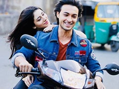 "Gujarat Police Fines Loveratri Actors Warina And Aayush For ""Riding Without A Helmet"""