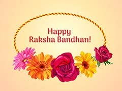 Rakhi 2018: Rakhi Images, GIFs to Share on Whatsapp, Facebook On Raksha Bandhan