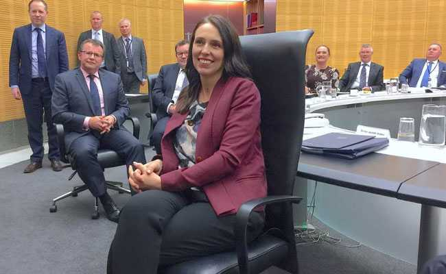 'Nice To Be Back', Says New Zealand's Prime Minister After Maternity Leave