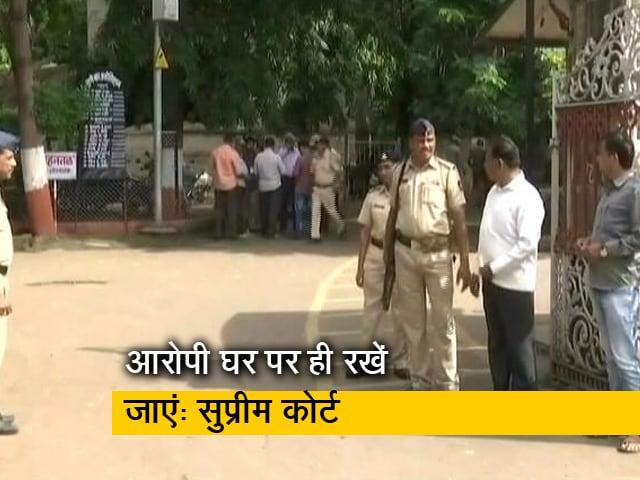 Videos : इंडिया 7 बजे: भीमा-कोरेगांव मामले में आरोपियों को राहत