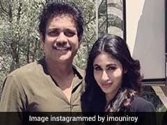 <I>Brahmastra</I>: Mouni Roy Posts A Pic With Nagarjuna. Check Out The Hashtags