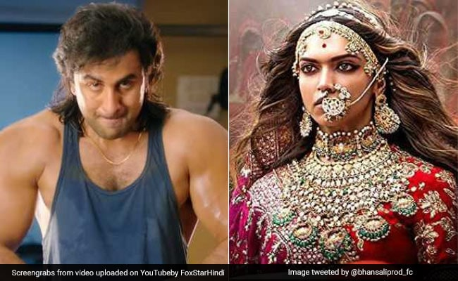 IFFM Awards: Ranbir Kapoor's Sanju And Deepika Padukone's 'Padmaavat' Lead Nominations