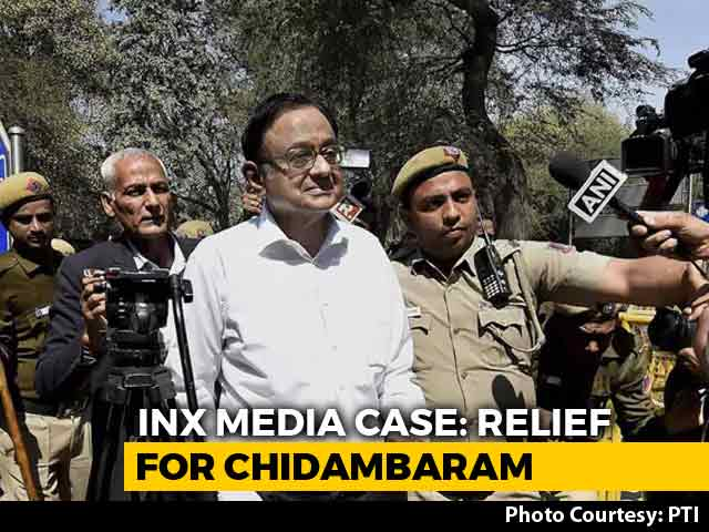 Video : INX Media Case: High Court Extends Interim Protection For P Chidambaram