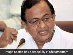 """Absurd"", Says P Chidambaram After Kanhaiya Kumar Charged With Sedition"