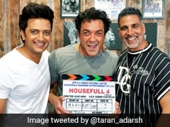 Bobby Deol Reveals <I>Housefull 4</I> Is About Something Which He Doesn't Believe IRL