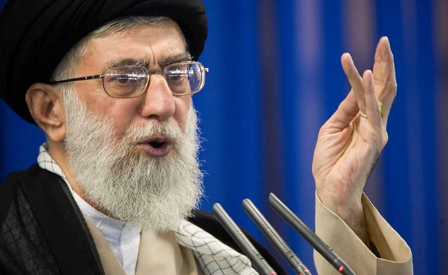 "Some US Officials Are ""First-Class Idiots"", Says Iran's Supreme Leader"