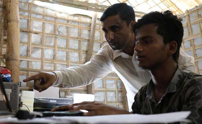 Rohingya Refugees Compile Their Own List Of Those Killed In Myanmar