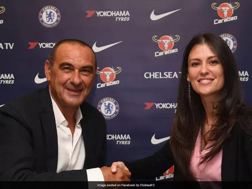 Maurizio Sarri Appointed Chelsea