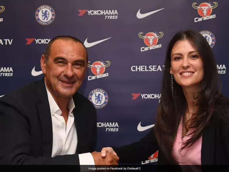 Maurizio Sarri Appointed Chelseas New Manager