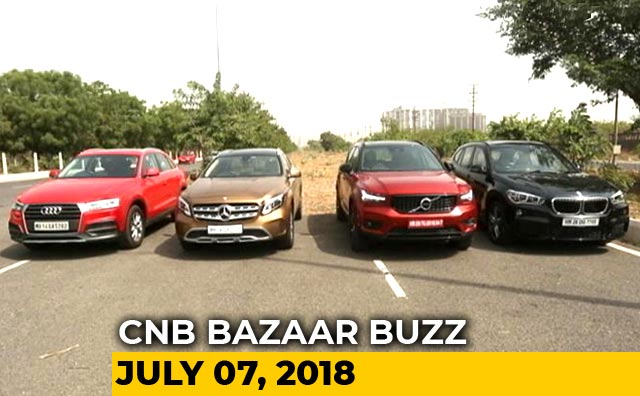 Video : Volvo XC40 Vs Rivals, VW Ameo Cup, VW Group's India Plans