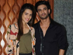 Kriti Sanon And Sushant Singh Rajput Might Be Breaking Up (Not That They Ever Admitted To Dating)