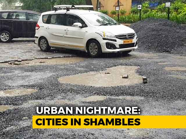 Video : Urban Nightmare: Cities In Shambles