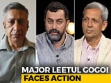 Video : Action Against Army Officer: Too Little, Too Late?