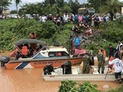 A Scramble For Survivors After Laos Dam Collapse, Thousands Await Rescue