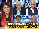 Video : The NDTV Dialogues: Decoding The RSS