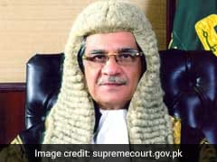 "Pak Chief Election Commissioner ""Slept"" Through Polls, Says Chief Justice"