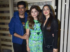 Kiara Advani, Karishma Tanna, Manish Malhotra At Singer Kanika Kapoor's Star-Studded Birthday Party