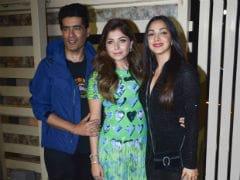 Kiara Advani, Karishma Tanna, Manish Malhotra At Singer Kanika Kapoor's Star-Studded Birthday Party