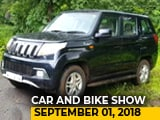 Video: Mahindra TUV300 Plus, Ducati Scrambler 1100 And Mahindra Roxor
