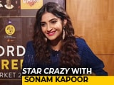 Video: I Should Get Paid As Much As My Male Co-Actor: Sonam Kapoor