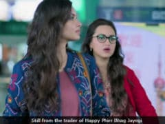 Today's Big Release: Sonakshi Sinha's <i>Happy Phirr Bhag Jayegi</i>