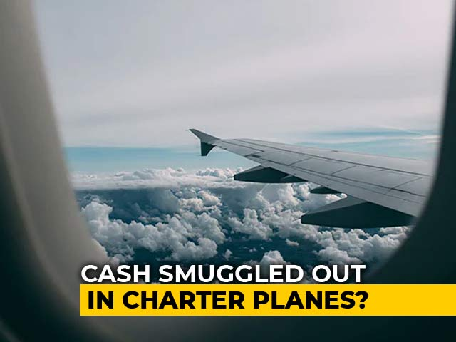 Video : Were VIP Planes Used To Carry Truckloads Of Cash Outside India? Probe On